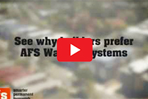 Walling Solution for Multi-Residential Developments from AFS