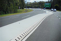 Compact Carriageway Drainage System from ACO