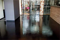 Dark Concrete Floor Sealer from Concrete Surface Coatings