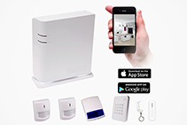 Wireless Security & Home Automation - Vesta from CSM