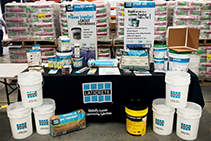 Tile Installation Trade Nights Newcastle with LATICRETE