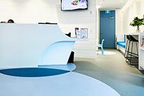Acoustic Vinyl Flooring for Sydney Medical Centre from Altro