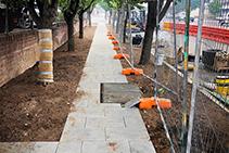 Basalt Paving for Cowra Street Upgrade Using LATICRETE