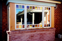 Modern Bathroom Windows with uPVC or Timber Frames from Wilkins Windows