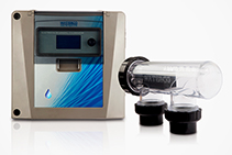 New Energy Efficient Residential Pool Chlorinators from Waterco