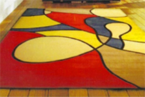 CP Amoorica Colourful Acrylic Rugs from De Poortere