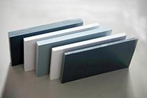 Chemical Resistant Rigid PVC Sheets from Allplastics