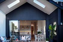 Skyon External Residential Cladding from Hazelwood & Hill