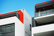 Fibre-cement Permanent Formwork for Residential from AFS
