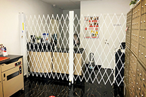 Foldaway Barrier Systems for MBE Australia-wide from ATDC