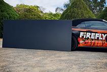 Solid Aluminium Facade Panels from TBA Firefly