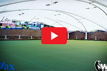 Bowling Green Shade Cover for Wenty from MakMax Australia
