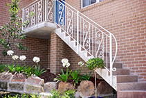 Beautiful Wrought Iron Component Wholesale from AWIS