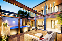 Classic Strip Heaters for Outdoor Entertaining from Thermofilm