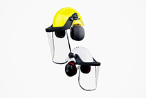 Head, Face & Hearing Protection Combination Systems from 3M