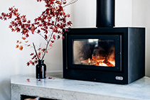 Minimalist Fireplaces - Australian Made from Jetmaster Fireplaces