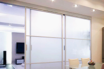 Top-mounted Sliding Door Tracks from Cowdroy