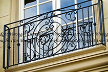 Wrought Iron Balcony Balustrades from Budget Wrought Iron