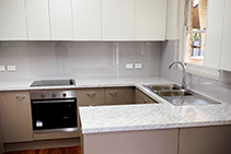 Complete Custom Kitchen Surfaces from ISPS Innovations