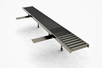 Bespoke Stainless Steel Drainage Grate Applications from Hydro