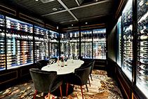 Wine Room Glass Doors & Windows from TIGP