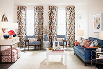 Designer Curtains to Refresh Your Home by Current Line Europe