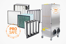 Filters for Food Processing - ProSafe from Camfil Airepure