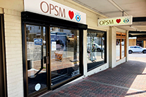 Stylish Heavy-duty Security Screens for OPSM by ATDC