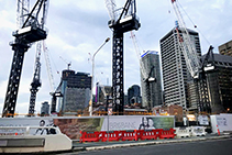 Manhole Covers & Grates for Queen's Wharf Casino from EJ