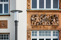 Pure Street & Area Luminaires - ZAT400 by WE-EF
