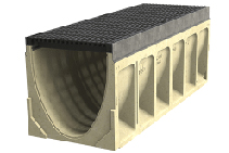 BUILDING NEWS Freestyle Custom-Made Grate Design FASS by ACO