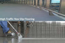 BUILDING NEWS Industrial Non-Slip Epoxy Floor Coatings from Poly-Tech