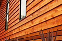 Cedar Rough Sawn Weatherboards from Hazelwood & Hill