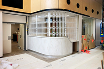 Designer Curved Security Screens from ATDC