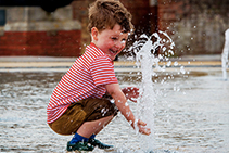 Commercial Filtration of Public Area Fountains by Waterco
