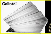 Best-Selling Solid Base Angle Steel Lintels from Galintel