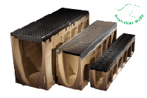 Commercial Modular Trench Drains from ACO