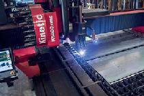 HD Plasma Cutting of Plate Sydney with Horan Steel