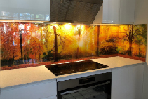 One-of-a-Kind Kitchens, Bathrooms & Laundries by Innovative Splashbacks