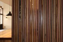 Superscreen Wood Screen from Hazelwood & Hill