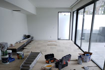 Temporary Surface Protection for The Block from Renaissance Parquet