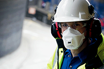 Disposable Respiratory Protection Selection Guide by 3M