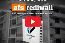 Permanent Formwork Systems Based on PVC from AFS