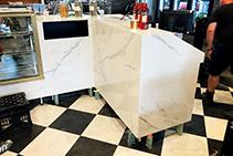 Porcelain Tile Installation for a Brisbane Deli Using LATICRETE