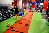 Recreational Rubber Flooring Brisbane from Rephouse