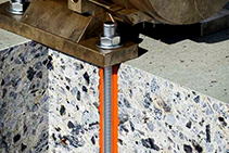 Vinylester Anchors for Structural Loads on Concrete from MAPEI