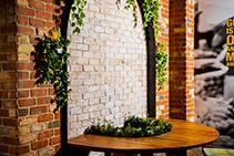 New Real Brick Interior Facing from PGH Bricks & Pavers