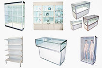 Custom Glass Display Cabinets for Retail from Artisan