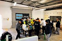 Epoxy Training at Macquarie Fields TAFE with LATICRETE