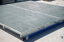 Galvanised and Stainless Steel Grates and Frames from Patent Products